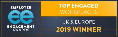 Employee Engagement Award 2019