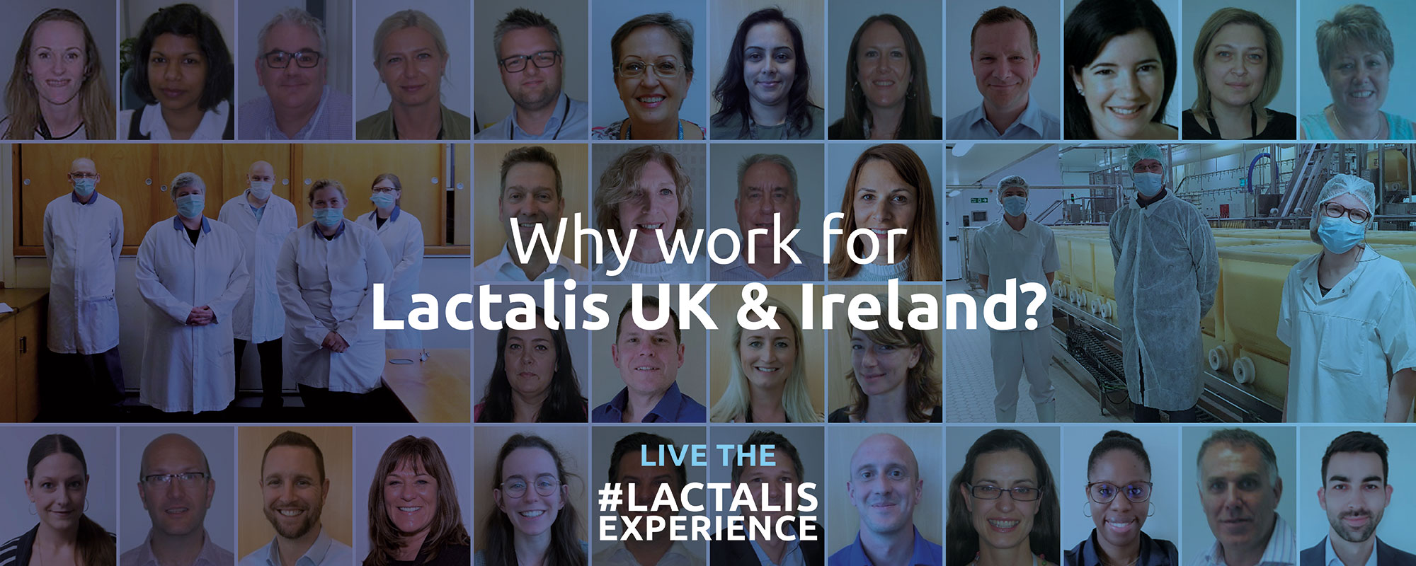 Why Work For Lactalis Uk